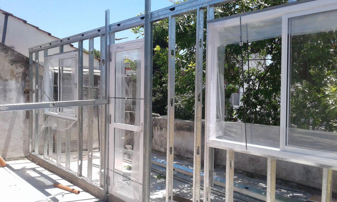 PROCESO DE CONSTRUCCION Grupo PZ Casas unifamiliares