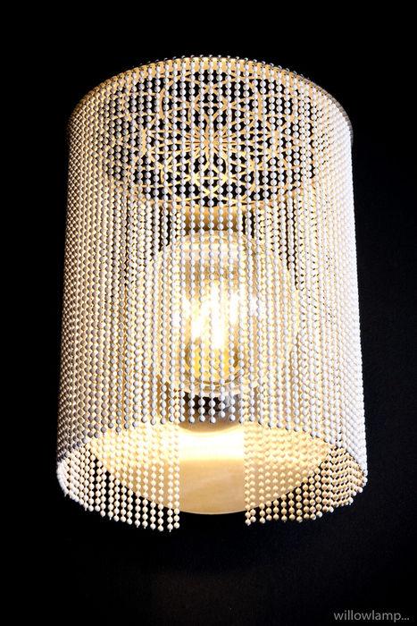 TopFold Wall Sconce willowlamp Living roomLighting Aluminium/Zinc Metallic/Silver