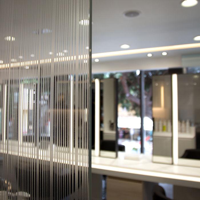 Vidriera del Cardoner Commercial Spaces Glass