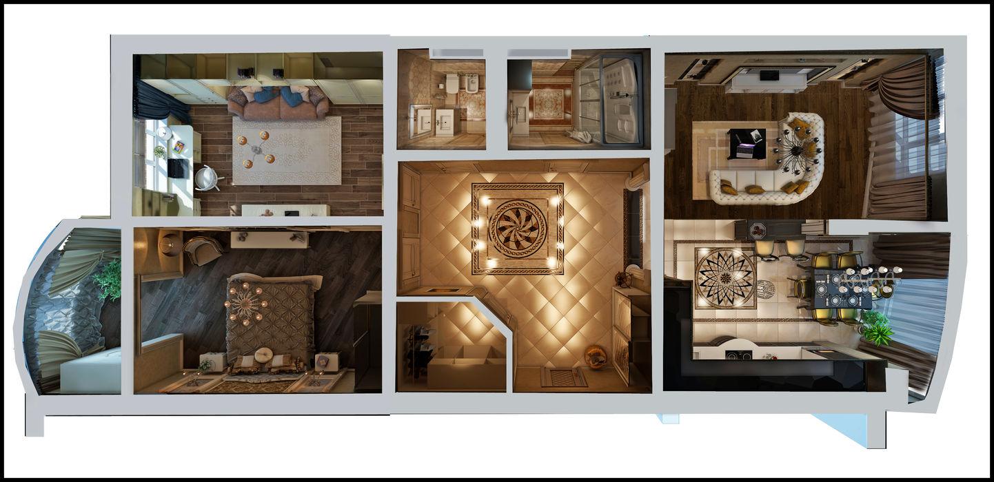 Neoclassik Barocc Decor-Stil-Grup Boden