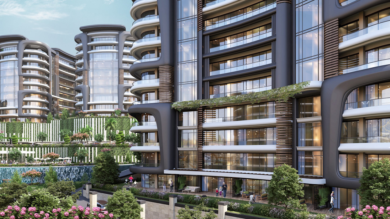Meva Anadolu Zeray İnşaat A.Ş. Apartman