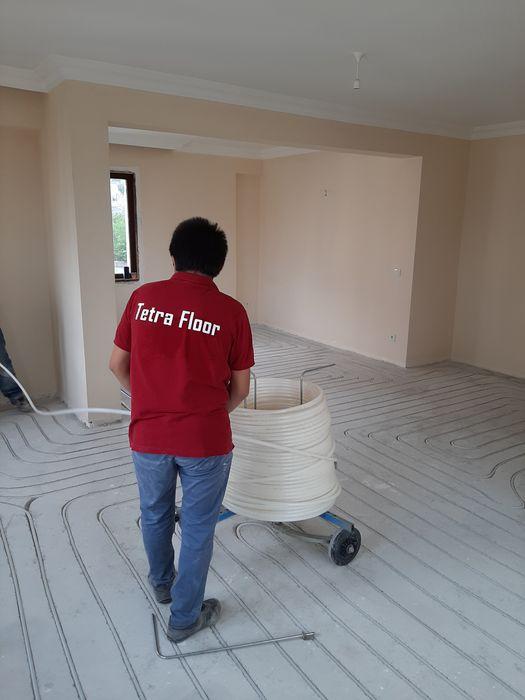 Tetra Floor Yerden Isıtma