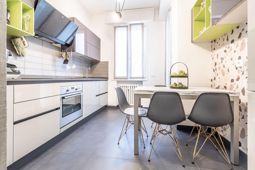ARIA DI CASA Debra Sacchetti Cucina piccola
