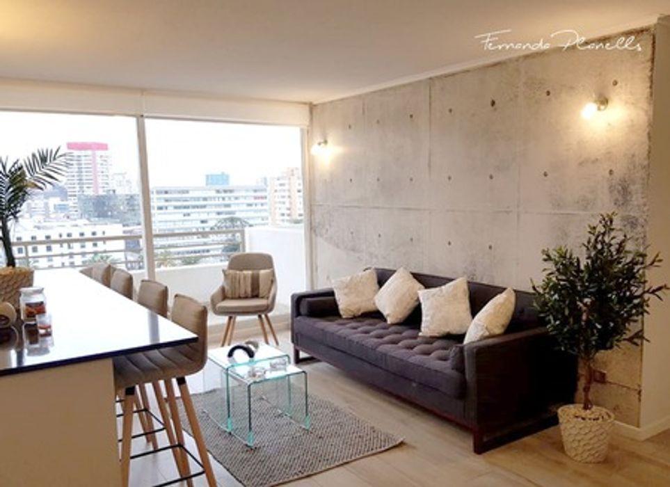Planells Modern Oturma Odası