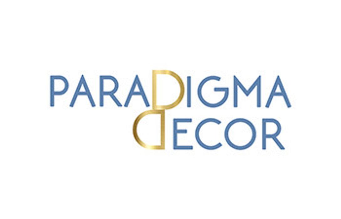 UN NUEVO PARADIGMA DE LA DECORACIÓN Paradigma Decor