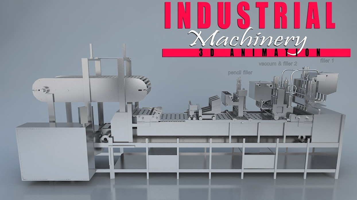 Latest Industrial 3D Product Animation Video By 3D Product Modeling Company- Charleston, West Virginia Yantram Architectural Design Studio Corporation هواپیما و قایق های شخصی آجر Brown