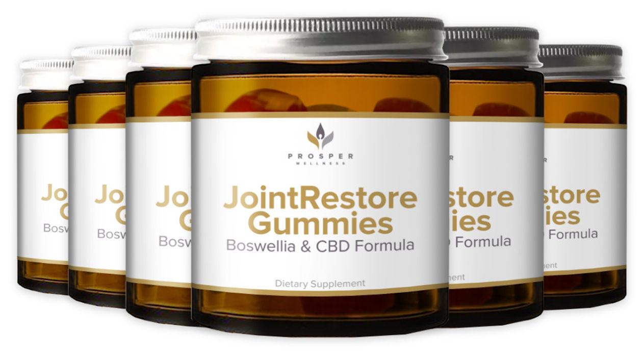 Joint Restore Gummies price Balkon Perunggu Brown