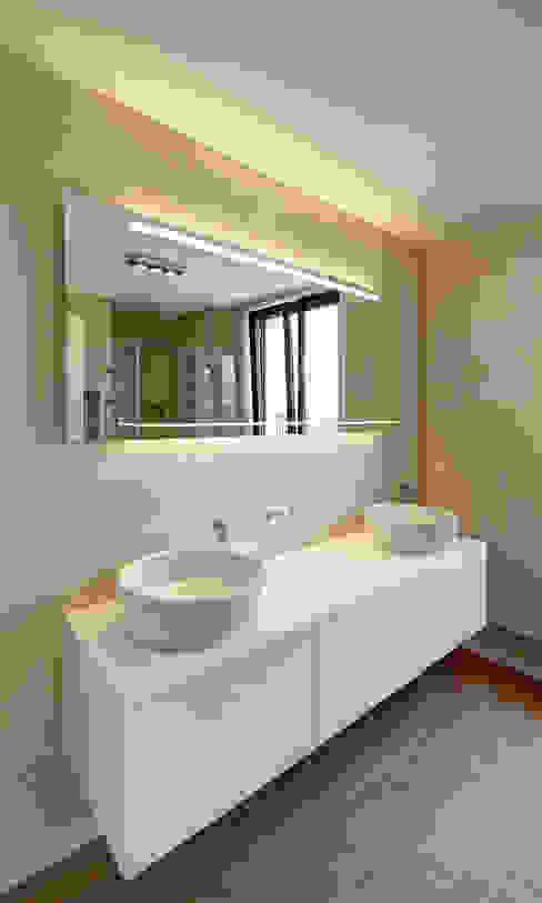 Penthouse Mülheim: modern  von Raumgespür Innenarchitektur Design Ilka Hilgemann,Modern