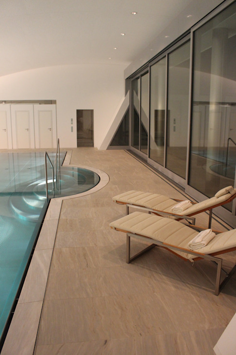 Pool by Architekten Graf + Graf , Modern