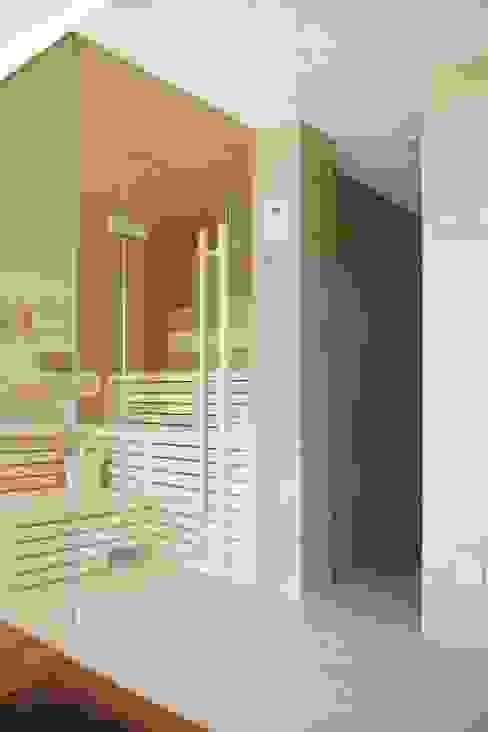 Neubau Gartenpavillon Überlingen Moderner Spa von Peter Rohde Innenarchitektur Modern