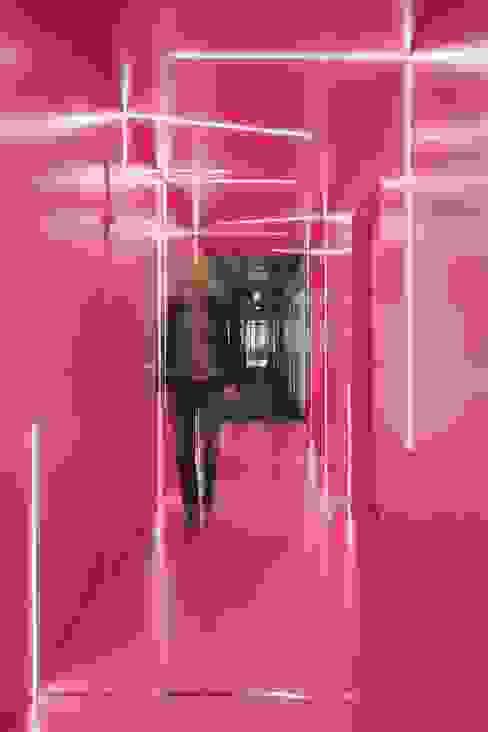 の LEPEL & LEPEL Architektur, Innenarchitektur インダストリアル