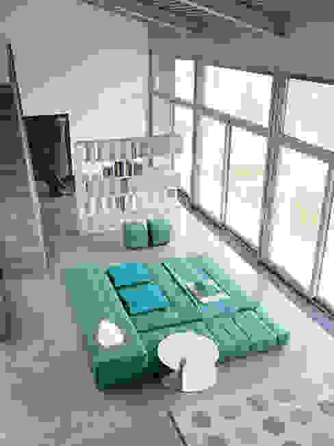 Гостиная в . Автор – RAUMAX GmbH
