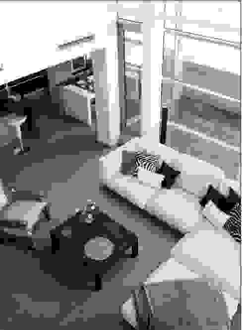 Loft Moderne Wohnzimmer von RAUMAX GmbH Modern