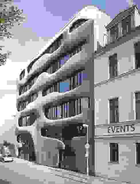 JOH3 - Residential building Johannisstraße 3, Berlin Häuser von J.MAYER.H