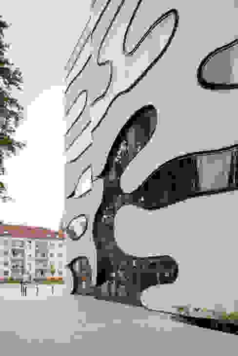 J.MAYER.H Edificios de Oficinas: Ideas, imágenes y decoración | homify