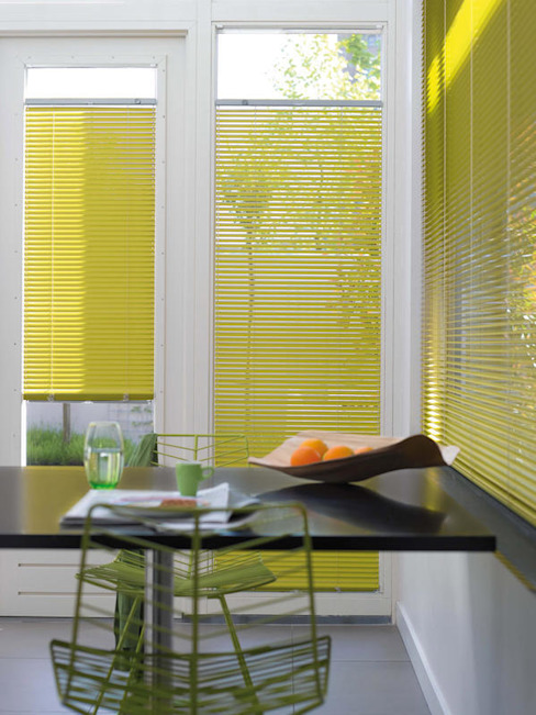 Sicht- und Sonnenschutz von Peer Steinbach - Raumaustattermeister mit Stil