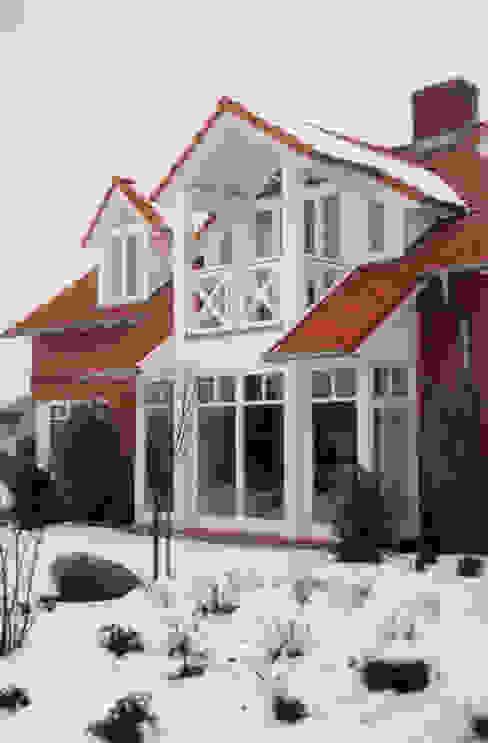 Einfamilienhaus in Fockbek Häuser von Erck-Design