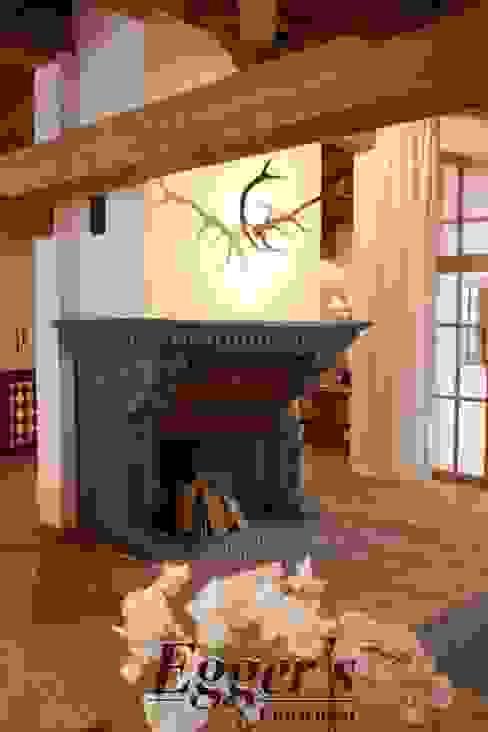 Wohnzimmer im Landhausstil von homify Landhaus