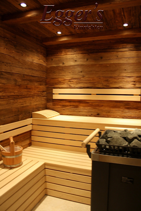Country style spa by homify Country