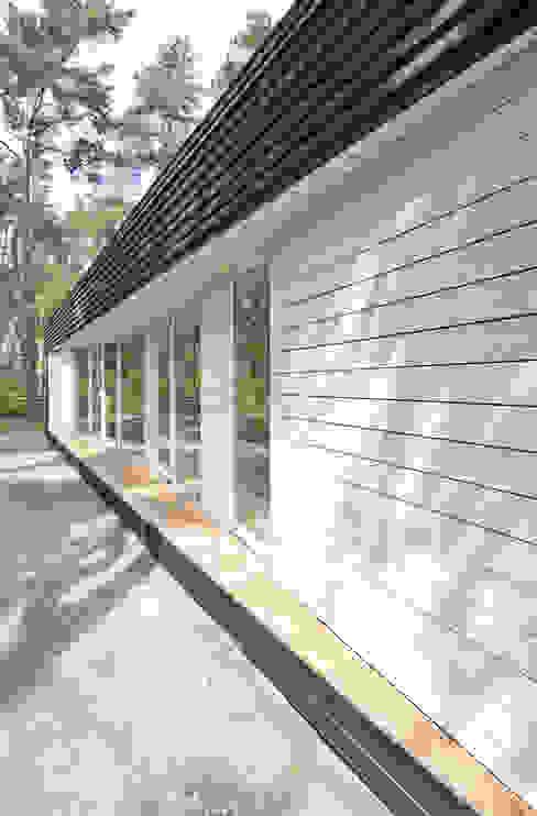 Veranda Moderne Häuser von homify Modern