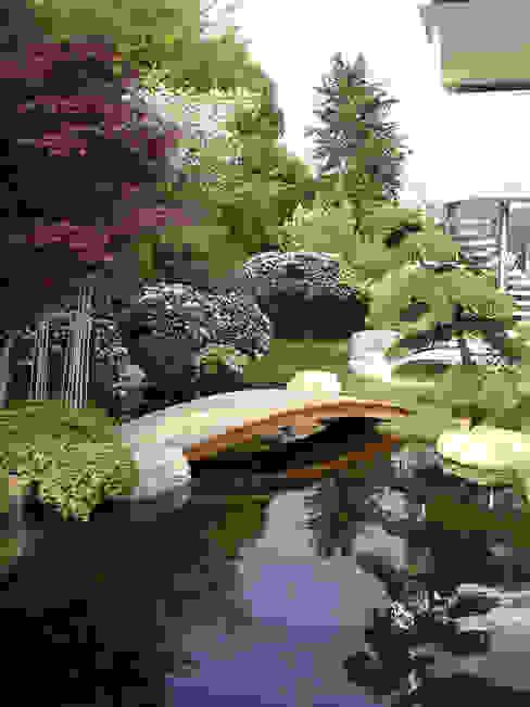 Vườn theo Kirchner Garten & Teich GmbH, Hiện đại