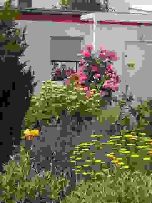Ein Garten für die Mitarbeiter Garten von Schönberg. Pflanzdesign