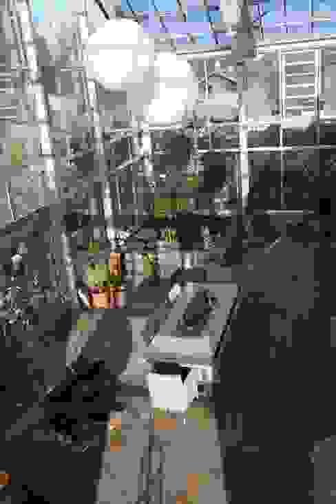 Haus im Glashaus, Nettetal Ausgefallene Esszimmer von Klaus Schmitz-Becker Architekt Ausgefallen