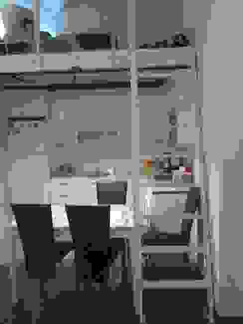 Vivienda en Granada 0002 Salones de estilo moderno de Chdarquitectura Moderno