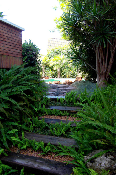 庭院 根據 Simbiosi Estudi
