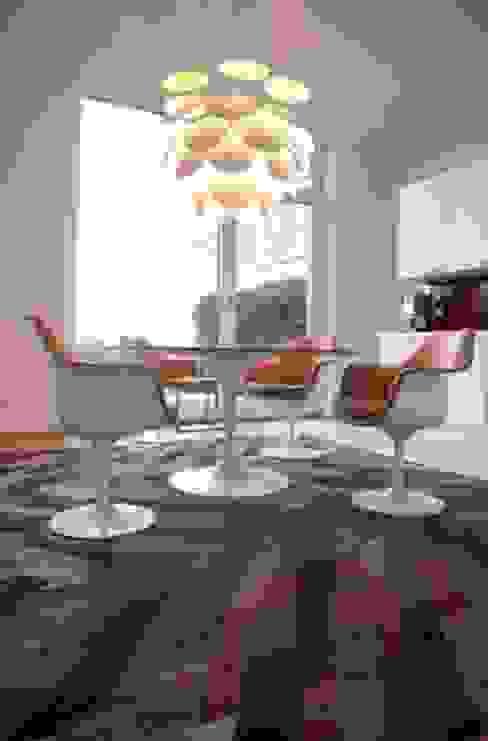 Maisonette Wohnung / Dining Moderne Esszimmer von Conni Kotte Interior Modern