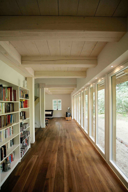 Modern Çalışma Odası Architektur- und Innenarchitekturbüro Bernd Lietzke Modern
