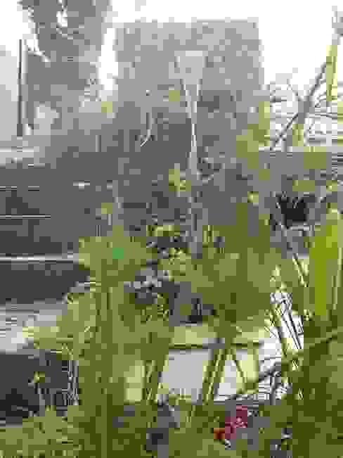 Jardin original par PhytoKinetic S.L. Éclectique