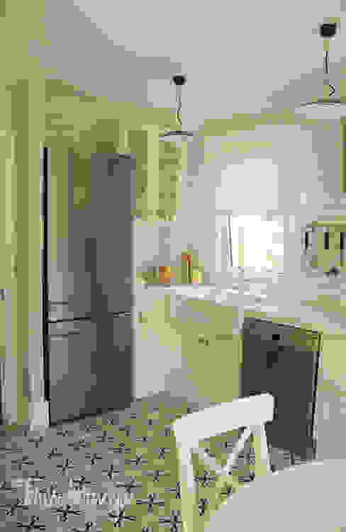 La cocina de José Manuel y Mª José Cocinas de estilo escandinavo de Diseñadora de Interiores, Decoradora y Home Stager Escandinavo