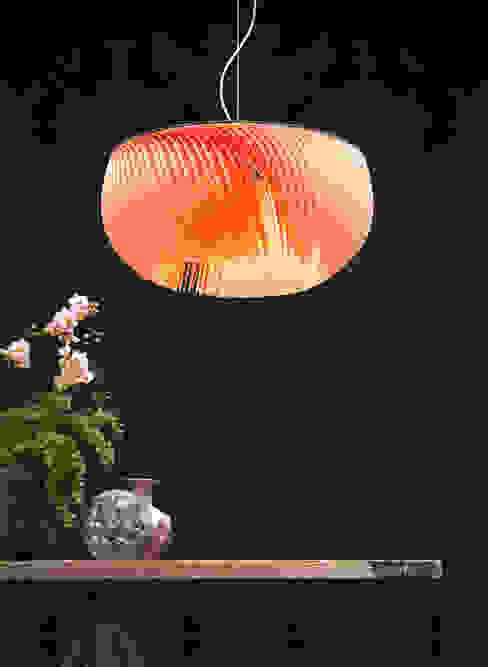 moonjelly flamingo: modern  von limpalux,Modern