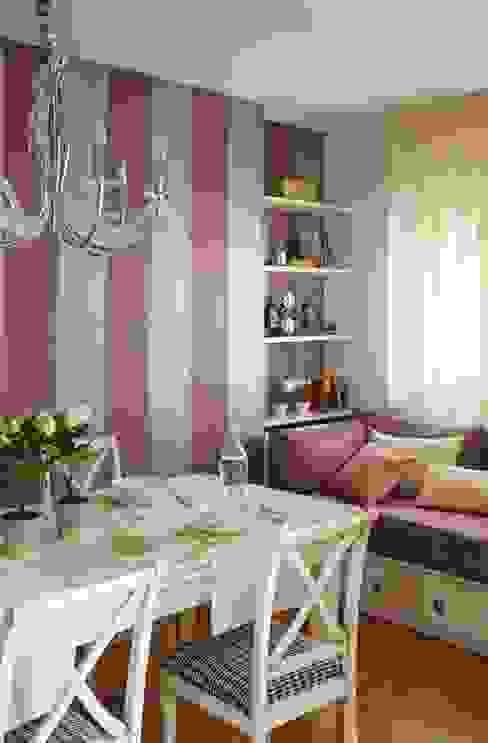 Comedor Casas de estilo moderno de Marta Sellarès - Interiorista Moderno