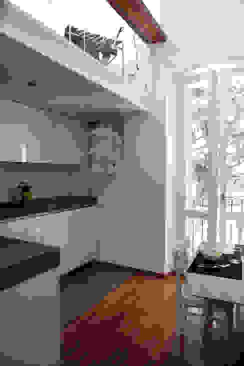 XX settembre Cucina di écru architetti