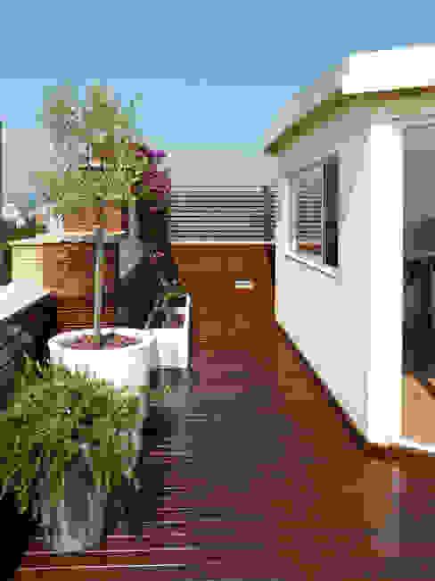 Terrasse von Taller de Paisatge , Mediterran