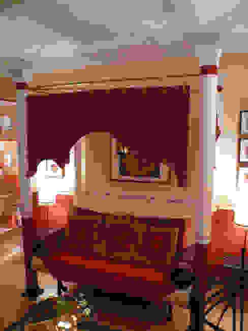 Orientalisches Bettsofa Innenarchitektin Claudia Haubrock Ausgefallene Wohnzimmer
