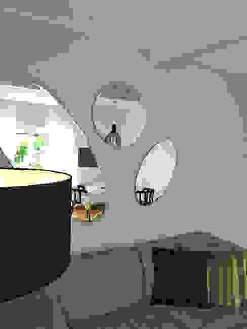 Wohnzimmer Moderne Wohnzimmer von Holzer & Friedrich GbR Modern