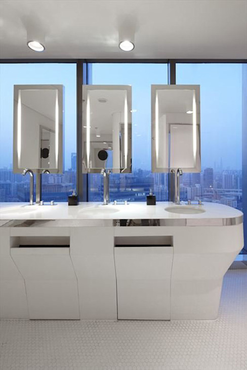 Bar Yu diseño que simboliza la elegancia y la exclusividad Espacios de Decoration Digest blog