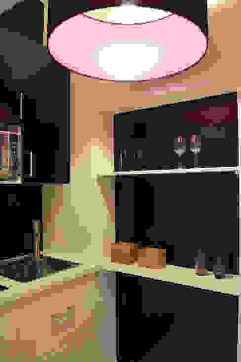 Apartment L02 Moderne Wohnzimmer von Holzer & Friedrich GbR Modern
