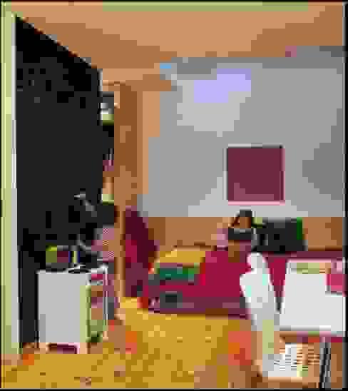 Kinderzimmer von estudiorey, Mediterran