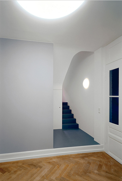 Couloir, entrée, escaliers par Architektur Sommerkamp