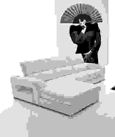 Sofa Bianca de Arte Habitat Interiores Moderno