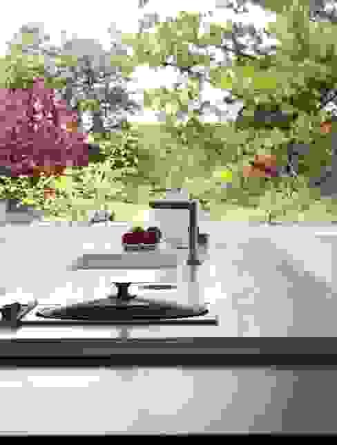 Cocina - The White House de Bernadó Luxury Houses Moderno