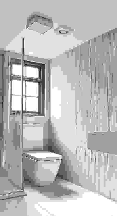 Loft Bathroom Classic style bathroom by homify Classic