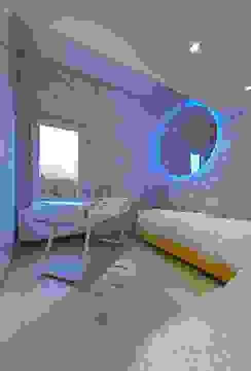 Dormitorios de estilo moderno de Simone Micheli Architectural Hero Moderno