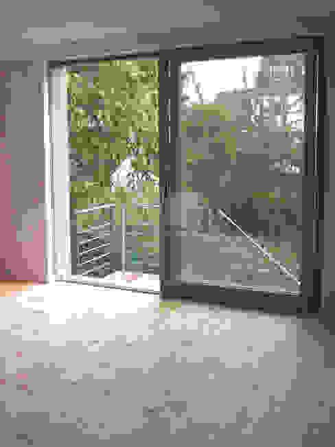 Modern Oturma Odası zymara und loitzenbauer architekten bda Modern