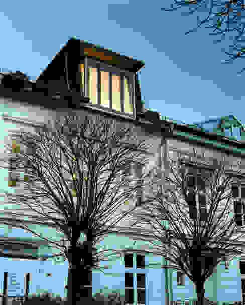 neue Gaube Skandinavische Häuser von and8 Architekten Aisslinger + Bracht Skandinavisch