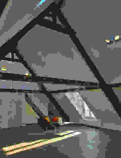 Salones de estilo moderno de Lichters Living Moderno